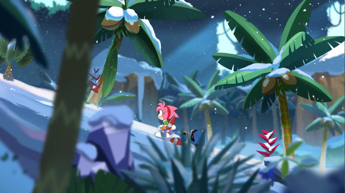 Amy – Sonic